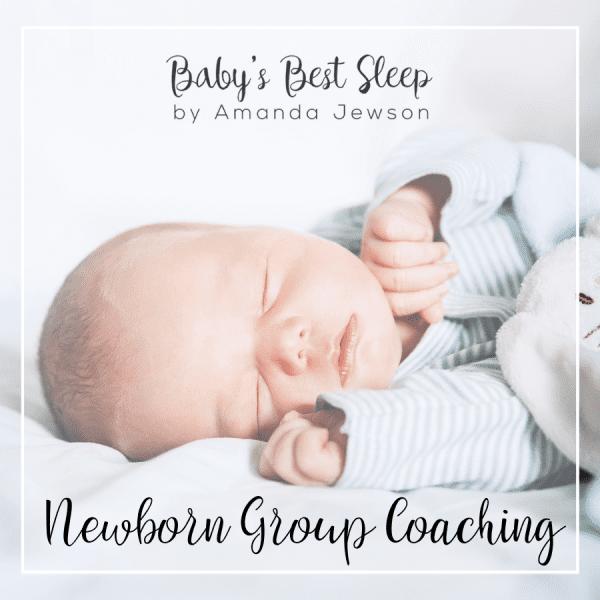 sleeping baby boy - Baby's Best Sleep