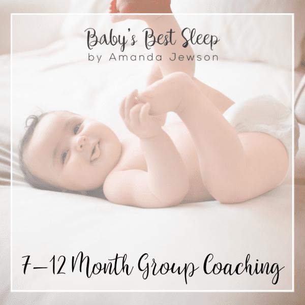 happy baby graphic - Baby's Best Sleep
